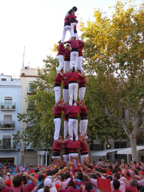Diada dels Xiquets de Tarragona 3-10-2009 - 20091003_145_4d8_CdL_Tarragona_Diada_Xiquets.JPG