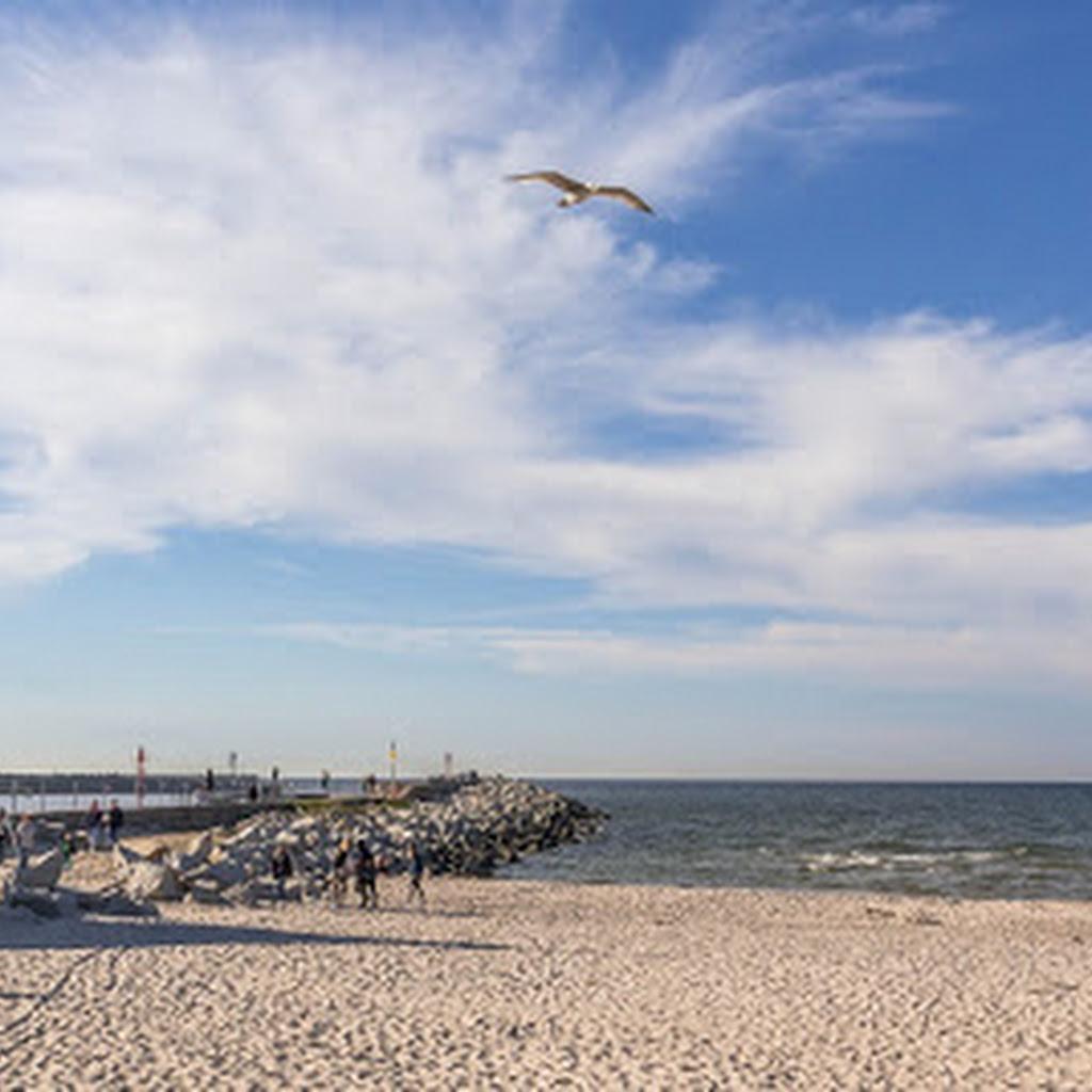 Pomysł na weekend nad morzem: Ustka, Czołpino i Kluki