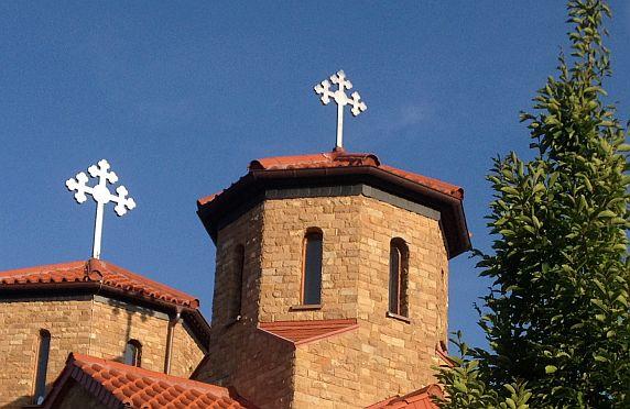 Mazedonisch-orthodoxe Kirche in Mainz-Hechtsheim
