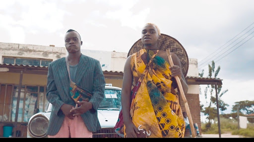 Ishan and Ti Gonzi link up for beautiful Kure video