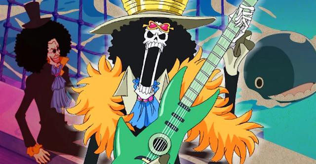 Brook de One Piece: Cómo Oda le dio tanto corazón al Sombrero de Paja no muerto