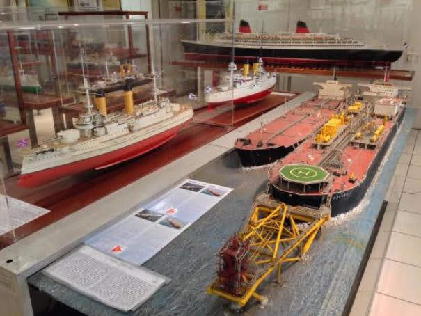 Monaco Naval Museum