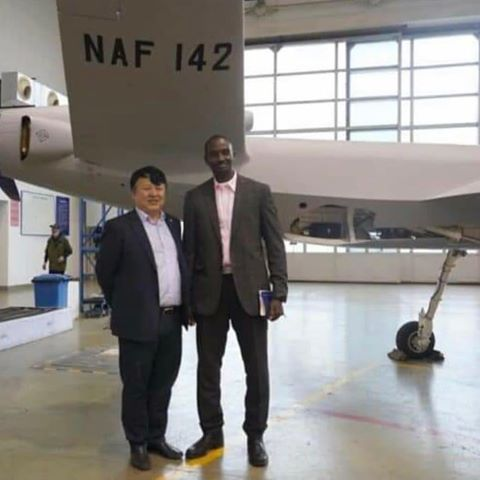 Nigeria Acquires 2 Sophisticated Drones For Fighting Boko Haram And Bandits For 26 Hours Non-Stop, SD news blog