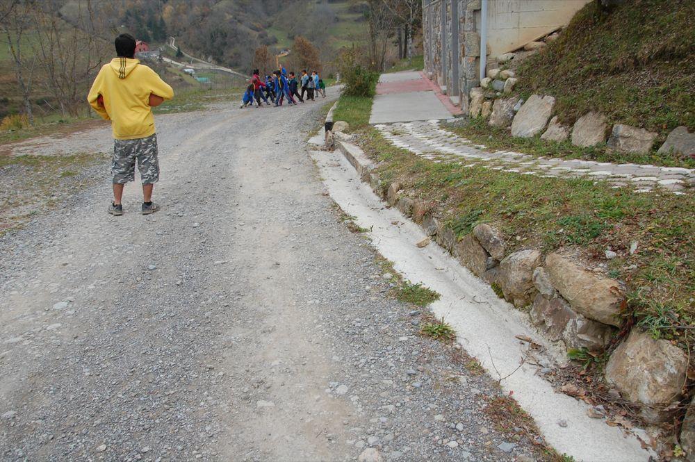 Sortida Castors i Llops a la Roca del Secut 2010 - DSC_0766.JPG