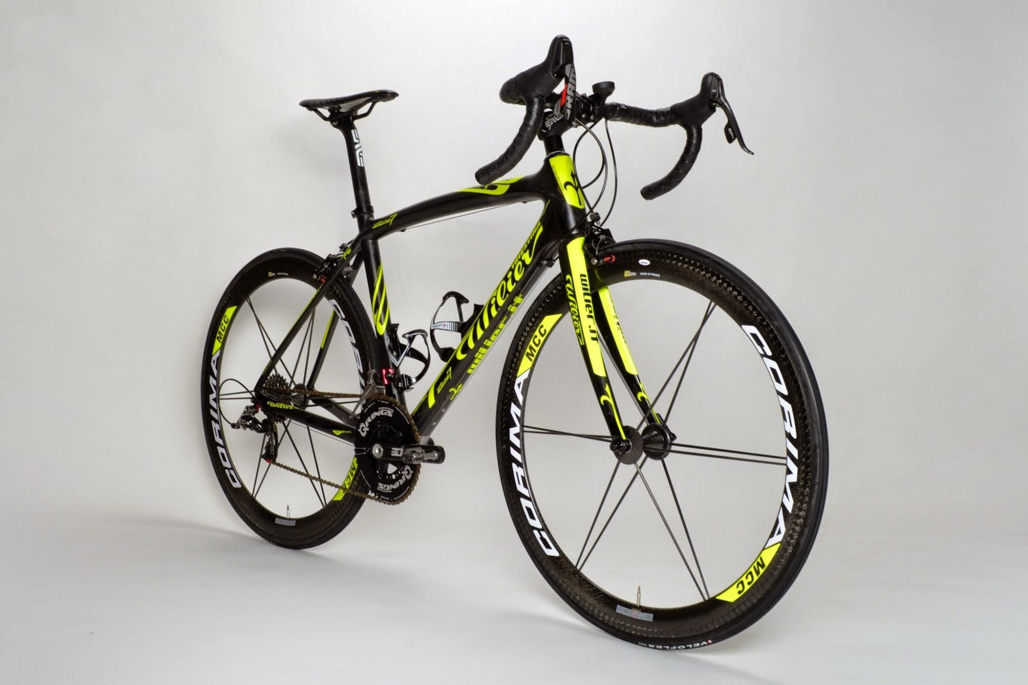 www.twohubs.com: Wilier Triestina Zero.7 SRAM Red 22 Complete Bike at twohubs.com