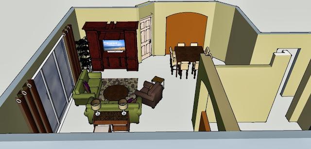 Lucht Great Room Scene 2