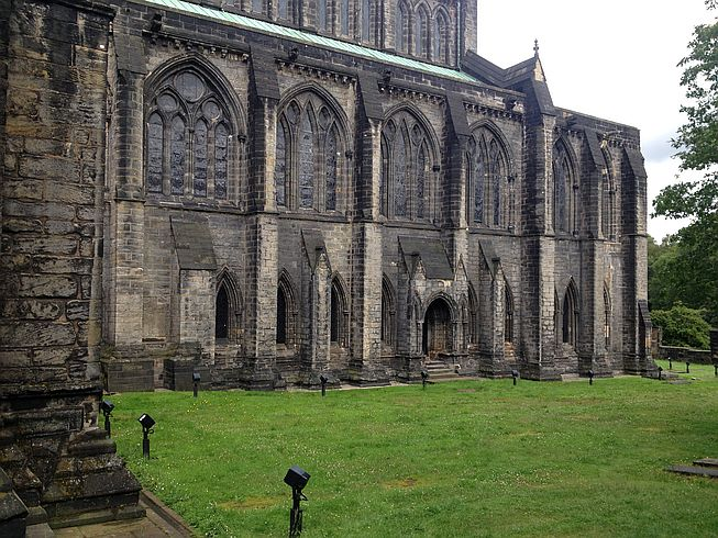 St. Mungo's Cathedrale, Glasgow