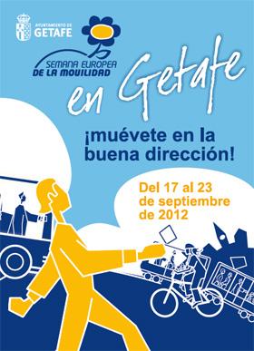 La bici protagonista de la Semana Europea de la Movilidad en Getafe