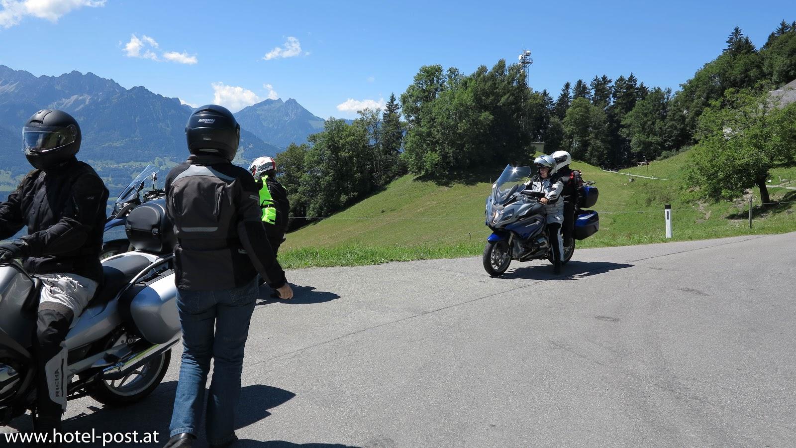 Motorrad - 30.07.2016 Wunderlich Alpenglühen Tour 2