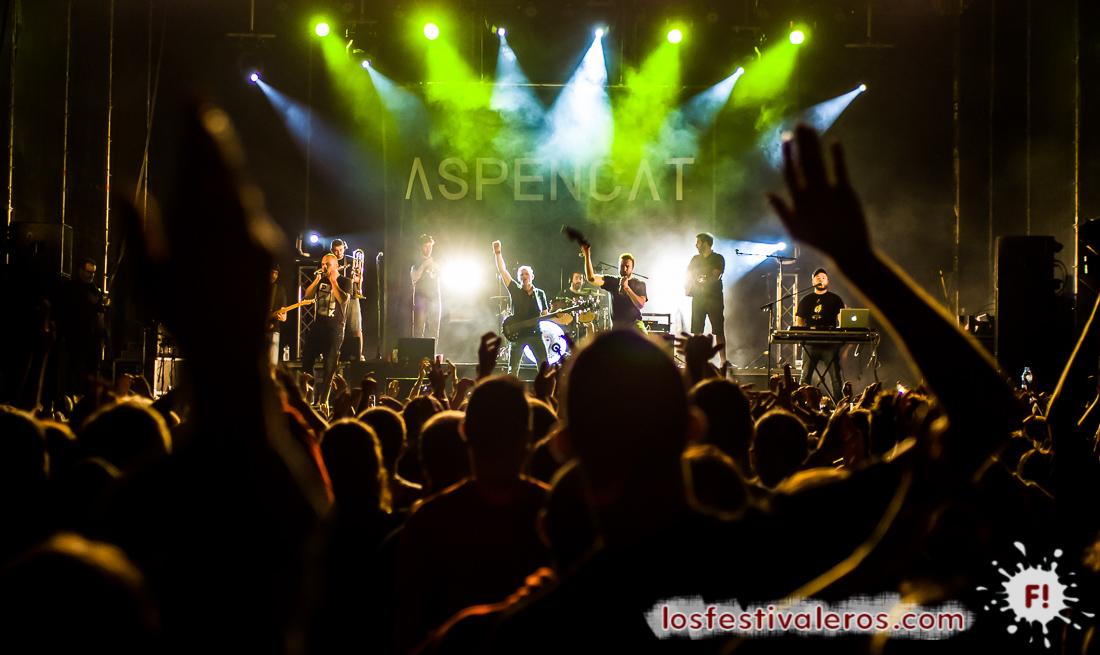 Aspencat, Esperanzah! 2015