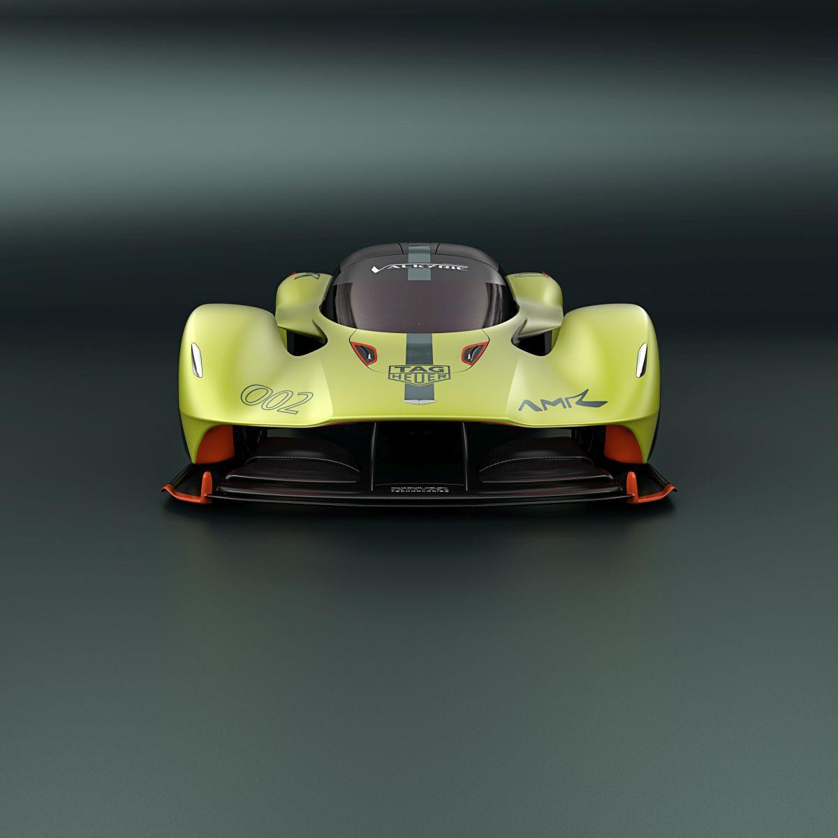 Aston Martin Valkyrie Hypercar: Aston Martin Valkyrie AMR Pro