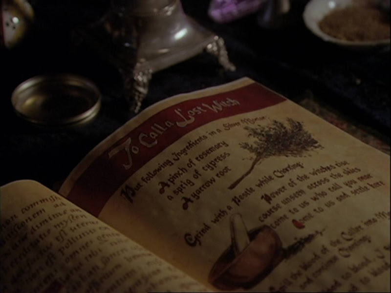 Book Of Shadows 41, Book Of Shadows
