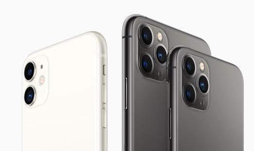 iPhone11 Proのトリプルカメラのスペックの比較 GoPro8と競合する超広角
