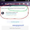 Bukti Pembayaran Imbalan Whaff Reward ke 6 Aplikasi Android Penghasil Dollar