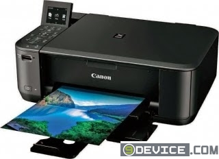 pic 1 - the way to down load Canon PIXMA MG4240 inkjet printer driver