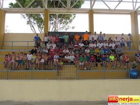 Fiesta fin de temporada Escuela Municipal de fútbol sala