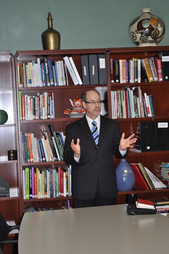 U of A System President Dr. Donald Bobbitt Visit - DSC_0185.JPG
