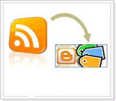 Add Label RSS Feed Link To Each Blog Category