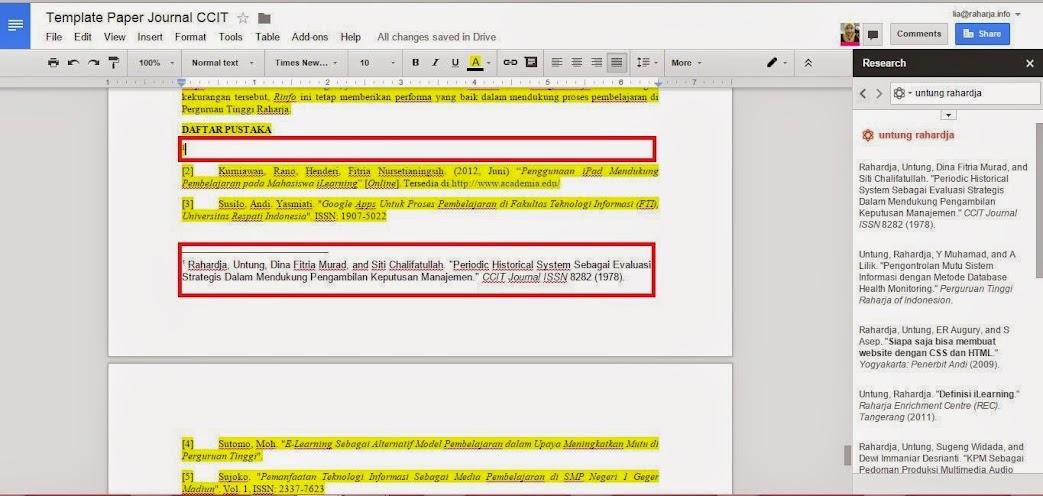 Bagaimana Cara Mengutip Citation Dengan Mudah Naru