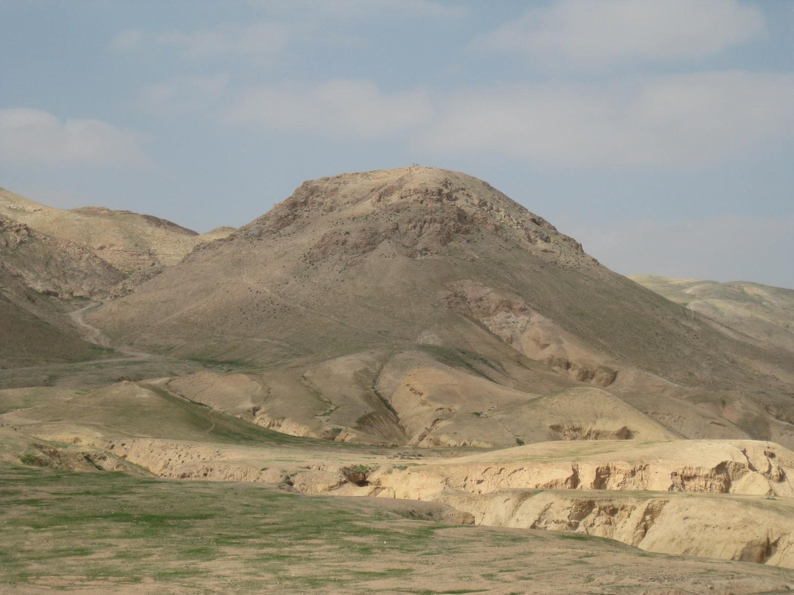 В горах Иудеи