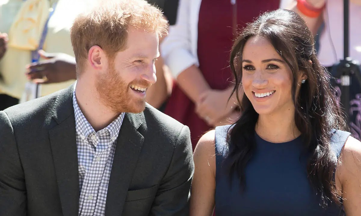 Meghan Markle and Prince Harry's Incredibly Touching Donation to Charity Revealed