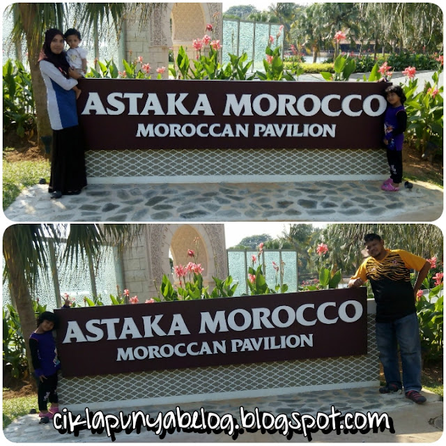 Astana Morocco, Putrajaya.