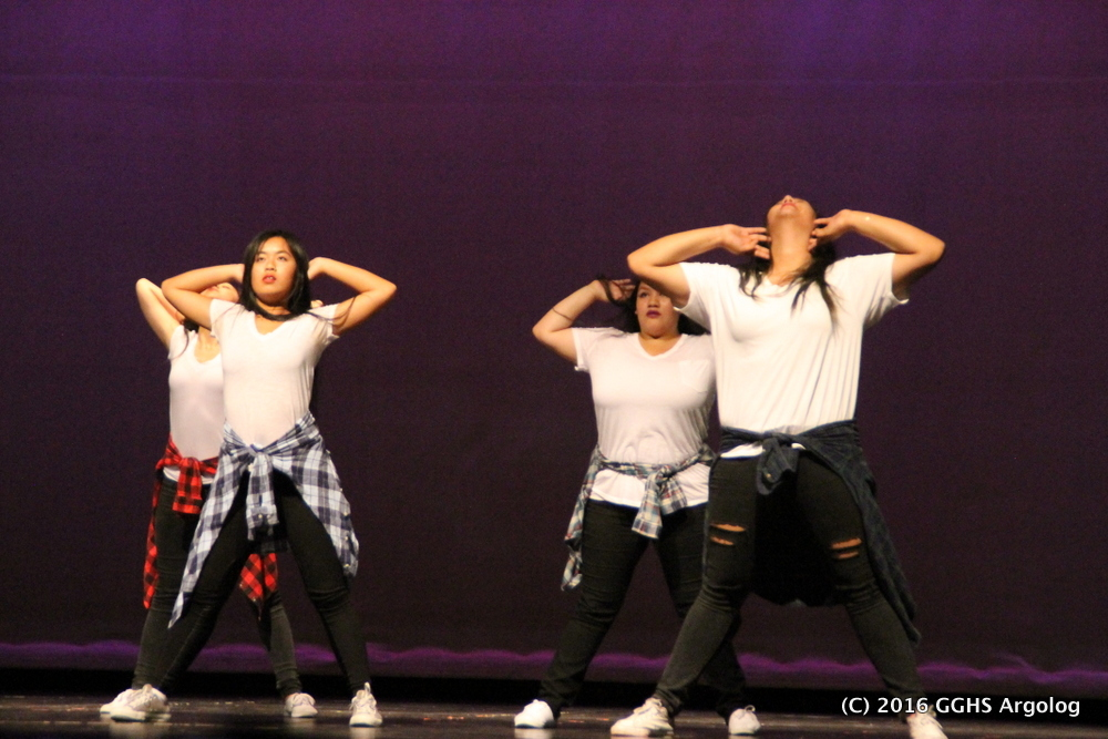 Dance Showcase (Jun 8 16) (AV)