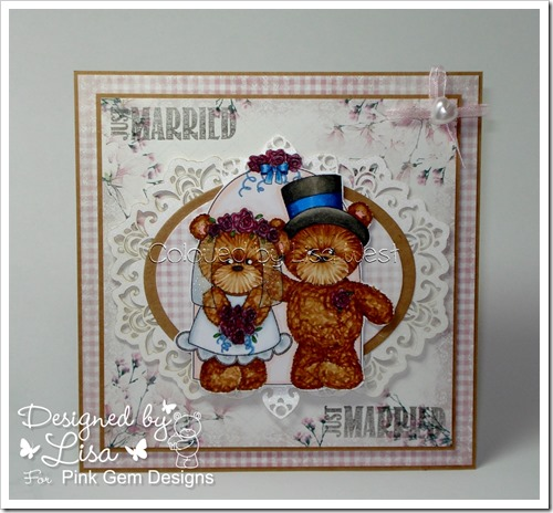 Wedding Teddies (2)