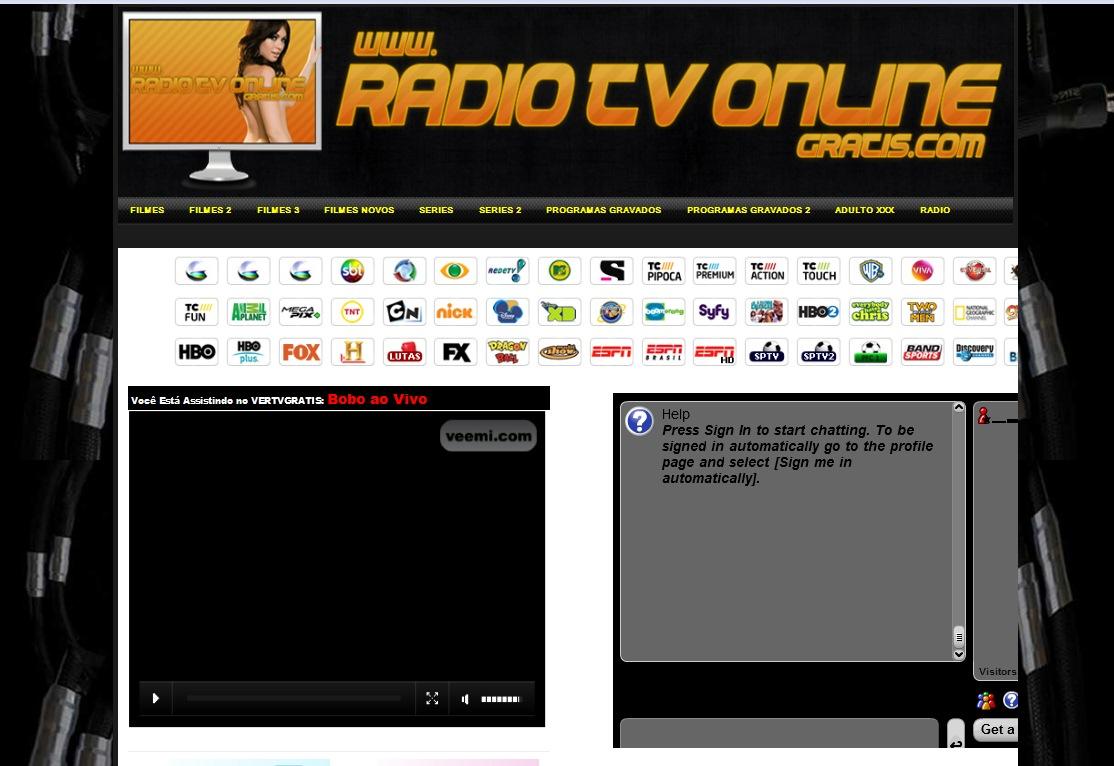 Baixar templates grtis radio tv online radio tv online stopboris Images