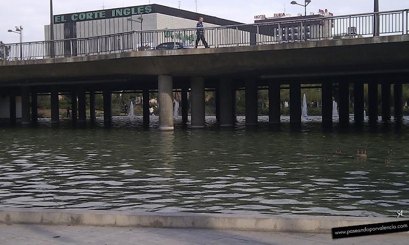 Foto del Puente de las Glorias Valencianas