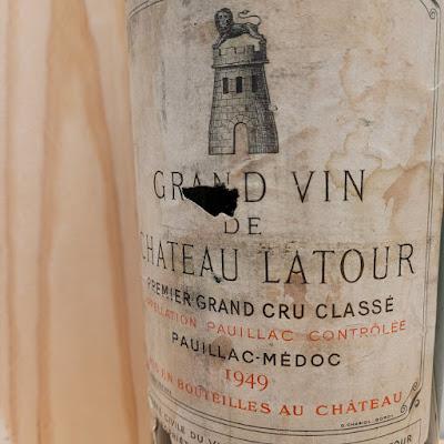 Château Latour 1949 (5) by ©LeDomduVin 2020