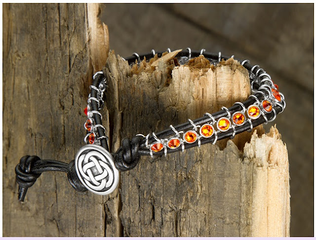 Sonoran Sunset Bracelet by Artbeads.com