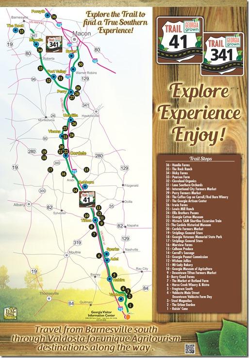 Trail 41 Wall map 6-4 bt v