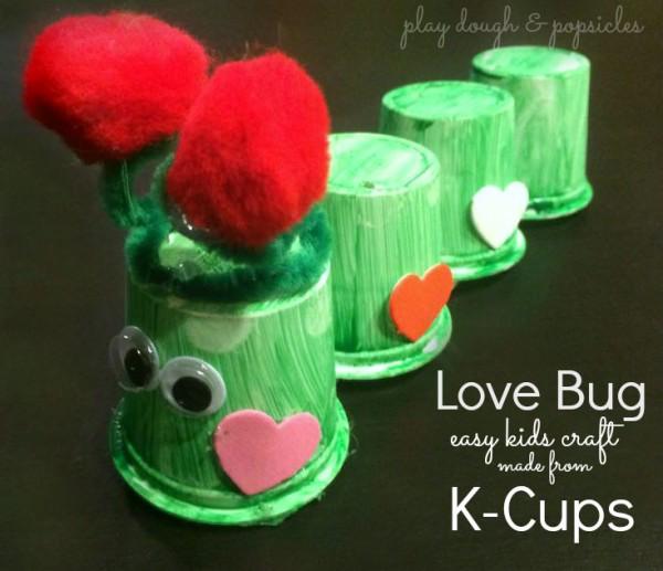 KCup Caterpillar