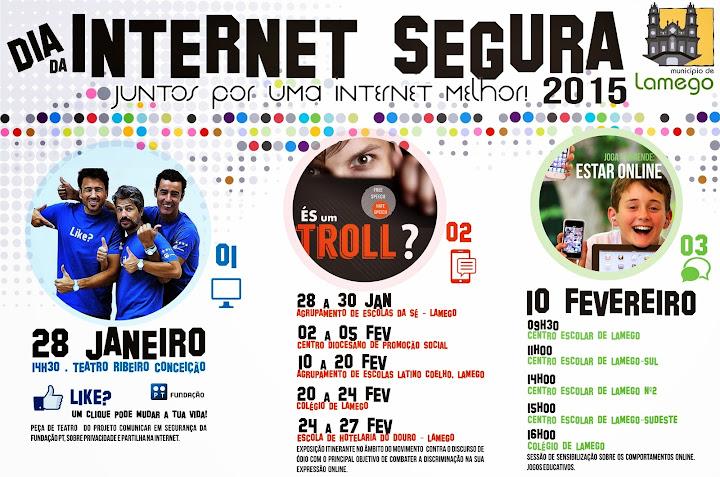 Dia da Internet Segura mobiliza escolas do concelho de Lamego
