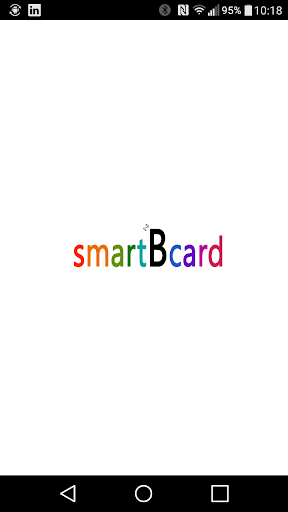 smartBcard - business cards 2.9.6 screenshots 1
