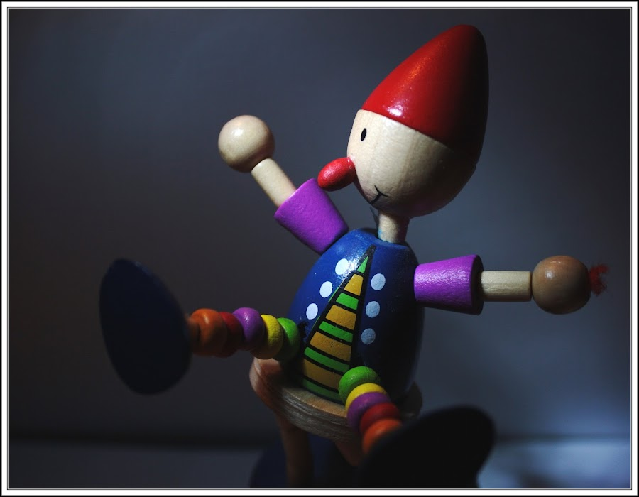 by Isaac De Jesus - Artistic Objects Toys ( colour, toy, still life, toys, pinochio )