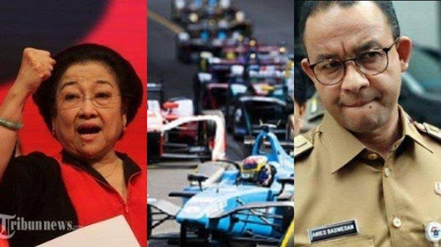 PDIP Kompak Nyerang Anies Soal Formula E, Taufiqurrahman: Pengalihan Isu Kasus-kasus Besar