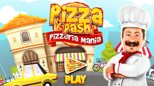 Pizza Dash - Pizzeria Mania