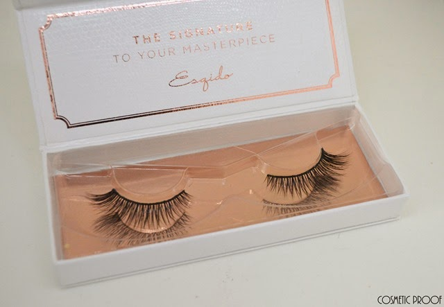 ESQIDO Mink False Lashes Review (2)
