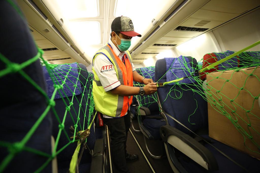 BNPB Kirim Bantuan Penanganan Darurat Erupsi Gunung Ili Lewotolok