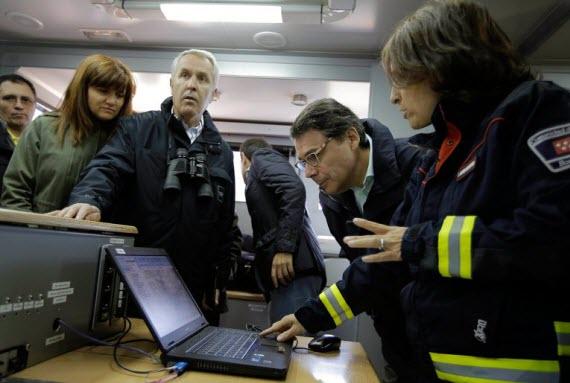 Nuevo simulador de incendios forestales para el dispositivo de lucha contra el fuego