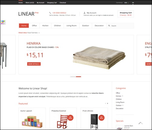 linear-store-premium-opencart-theme