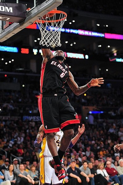 King James Brings Out Nike LeBron 9 8220Fairfax8221 Away PE in LA