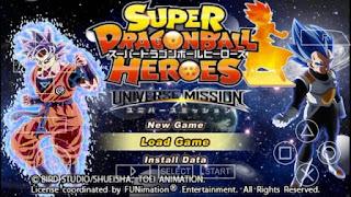 DESCARGA!! DRAGON BALL TENKAICHI TAG TEAM (MOD) + MENU EDITADO DBZ TTT