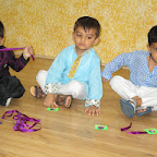 Raksha Bandhan Celebration (Playgroup) 8-8-14