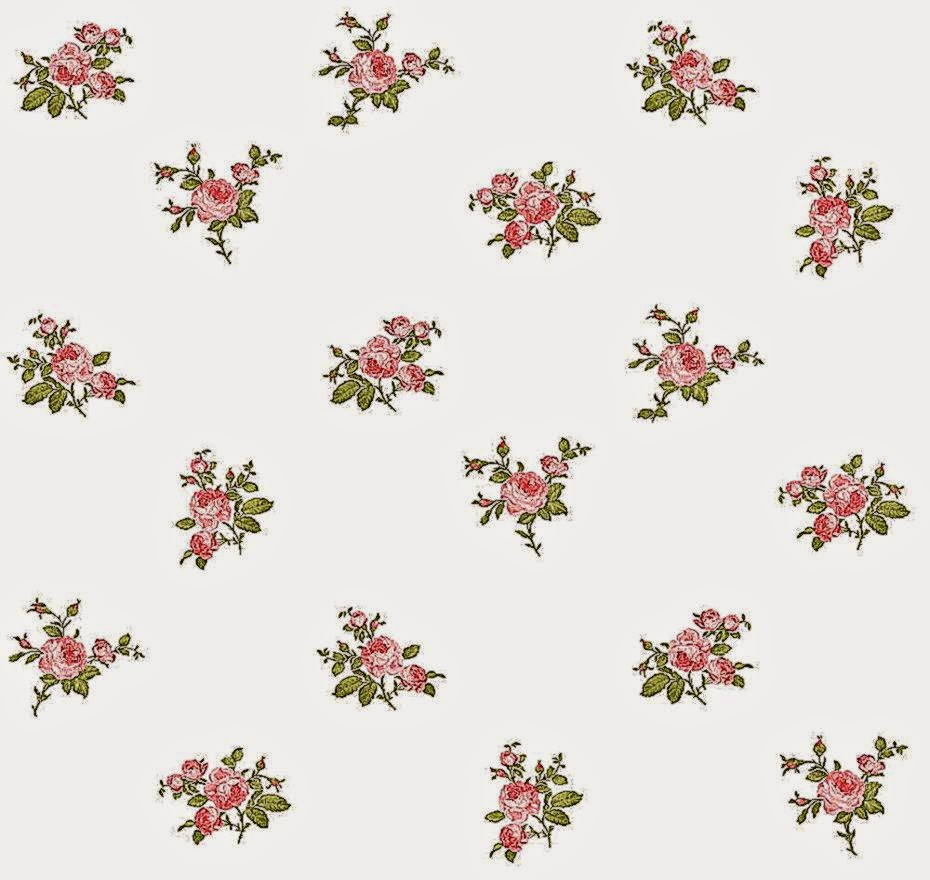 Decor Supplies  Dusty Pink  Green  Cream   FD40170   Heritage