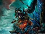 Magick Horseman Attacks