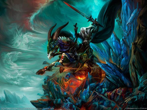 Magick Horseman Attacks, Demons 2