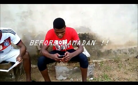 Watch New comedy Video(Ramadan Kareem ]].) by The Federal Guys.